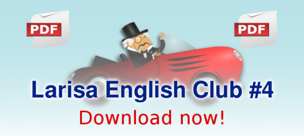 Larisa English Club PDF version