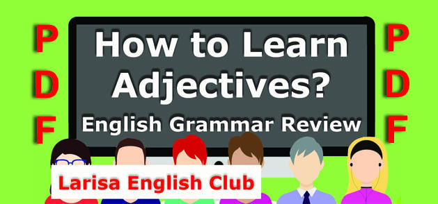 how to learn english grammar fast pdf