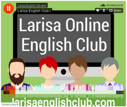 Larisa English Club Nikolaev