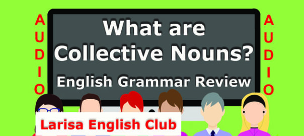 What are Collective Nouns Audio