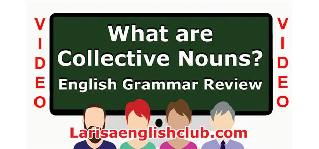 LEC What are Collective Nouns Video