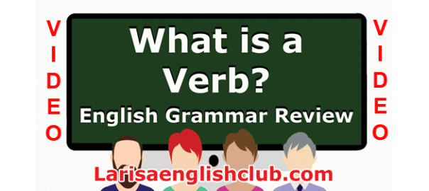 LEC What is a Verb Video