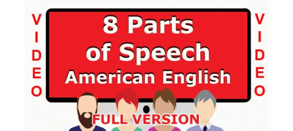LEC 8 Parts of Speech Full Version