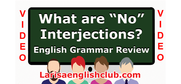 LEC What are No Interjections