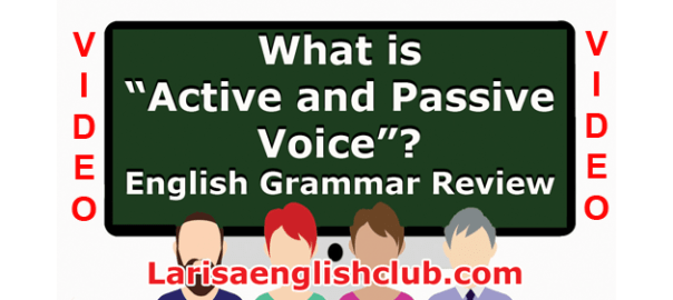 LEC What is Active and Passive Voice