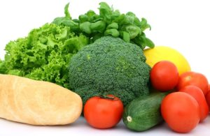 Wholegrain cereals like oats, wholemeal bread and brown rice as well as fruit and vegetables are all excellent sources.