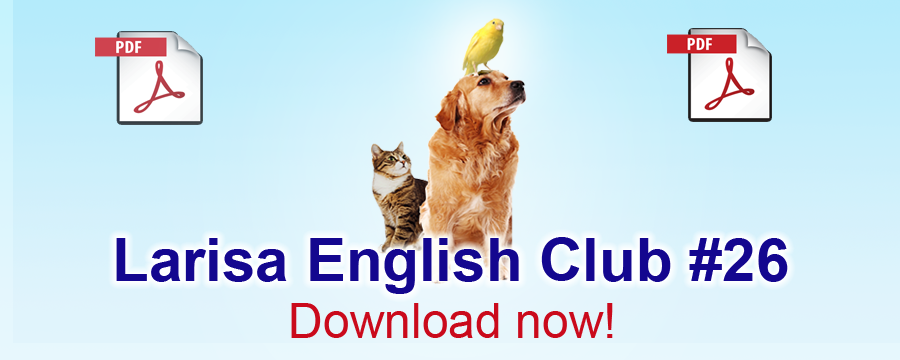 Larisa English Club #26 PDF