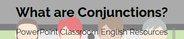 What are Conjunctions PowerPoint
