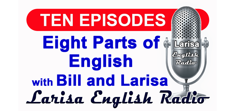 LER Ten Episodes with Bill and Larisa